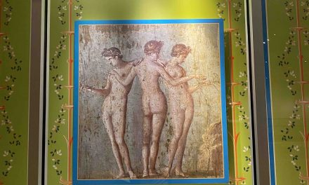"""Roman Fresco Faves from """"Painters of Pompeii"""""""