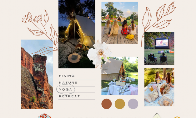 Girls Gone Glamping with Unplugged Women's Weekend Aug. 28th