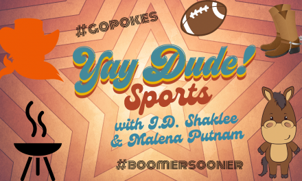 Yay Dude Sports Kickoff with J.D. Shaklee and Malena Putnam