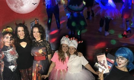 Trick or Treat Ball Ladies Costume Party Oct. 14th